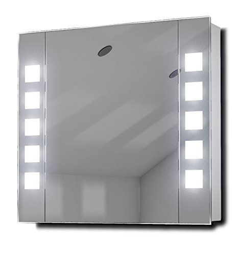 Led Mirror Light With Shaver Socket in US - 2
