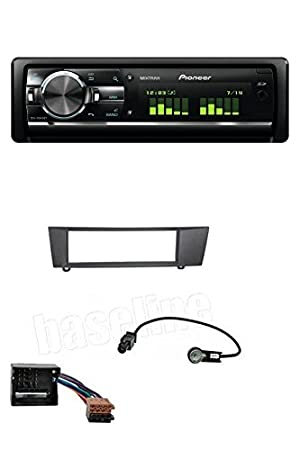Pioneer CD MP3 USB SD Bluetooth AUX para radio de coche para BMW 1 E87 3 E90 E91 E92 E93 X1 E84 Z4 E89: Amazon.es: Electrónica