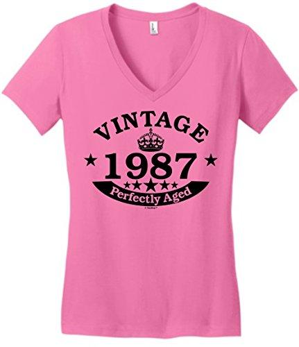 Birthday Vintage Perfect Crown Juniors
