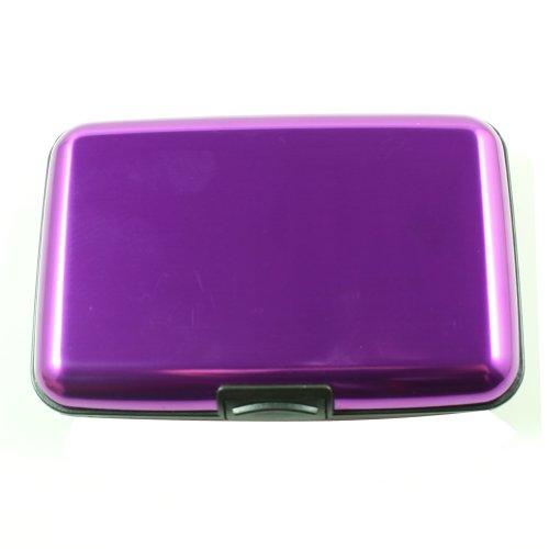 Impermeabile Alluminio 10 Lilla tessere In Argento Porta Demarkt Viola Colori Assortiti PXAnBxIwt