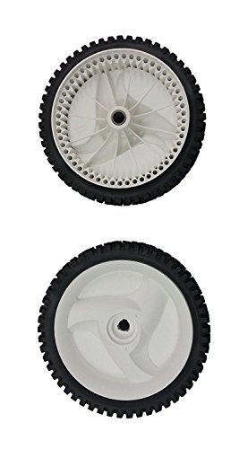 Craftsman 194231x427 532403111 194231x460 (2) Front Drive Wheels & fits (Craftsman Self Propelled Mowers)