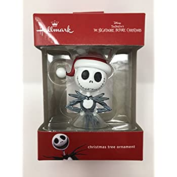 hallmark jack skellington nightmare before christmas tree ornament 2017