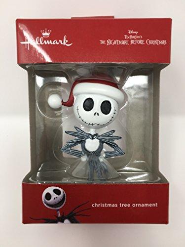 Hallmark Jack Skellington Nightmare Before Christmas Tree Ornament 2017 -