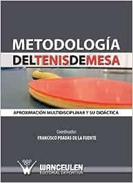 Metodología Del Tenis De Mesa 2