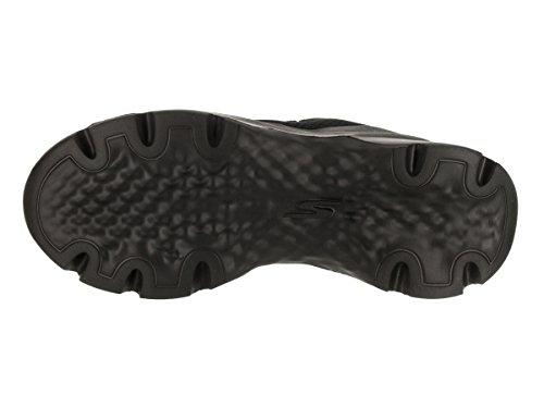 negruzco 15490 BBK Mujer Skechers Negro Marrón 47wqSfF