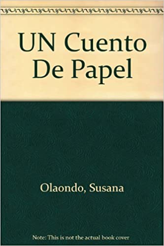 Free downloads from google books UN Cuento De Papel (Spanish Edition) 9974653347 by Susana Olaondo PDF