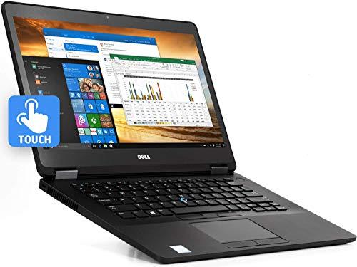 Dell Latitude E7470 Ultrabook Laptop 14″ Touchscreen Notebook Intel Core i5-6300U 2.40GHz Webcam 8GB Ram 256GB SSD Windows 10 Professional (Renewed)