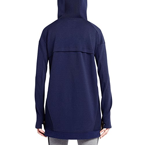 Tech fleece Ccoon Donna Mesh Negro Nike Obsidian Royal Htr Blue deep Da Loyal giacca Azul BqEgxdgw5W