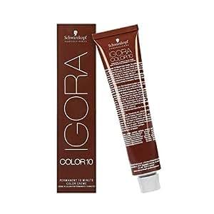 Schwarzkopf Pro Igora color10 dark brown No. 3-0 size 60 ml