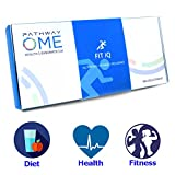 Fit iQTM by Pathway Genomics - Home DNA Test Provides Personalized recommendations for Your Optimal Diet, Nutritional and Fitness Needs - All Based on Your DNA!