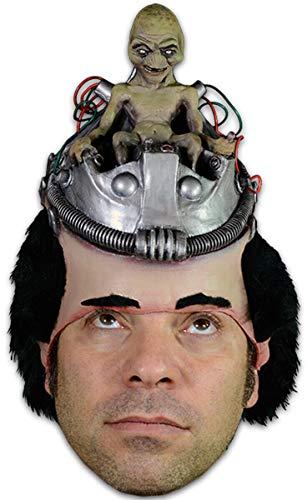 Trick or Treat Studios Men's Alien Pilot Mask, Multi, One -