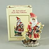 The International Santa Claus Collection Joulupukki Finland Christmas Holiday Figurine 1993 Sc10