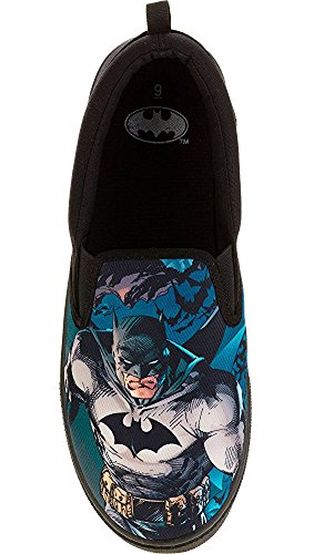 Slip On Canvas In Tela Uomo Batman