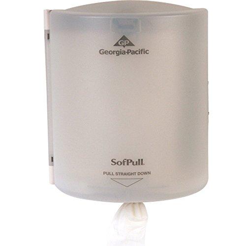 Georgia Pacific 58237 Translucent Centerpull Dispenser