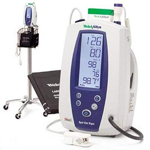 - Welch Allyn Spot Vital Signs, LXi with SureBP