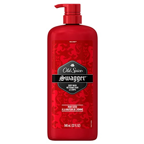 (Old Spice Body Wash, Swagger, 32)