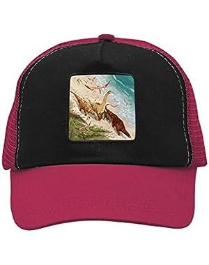 Unisex Dinosaur Age Adjustable Classic Hiphop Hat Baseball Cap Snapback Dad Hat