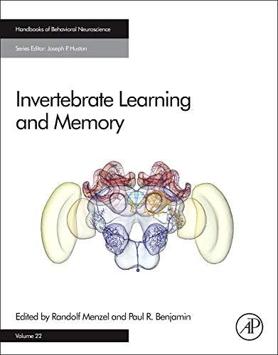 Invertebrate Learning and Memory, Volume 22 (Handbook of Behavioral Neuroscience)