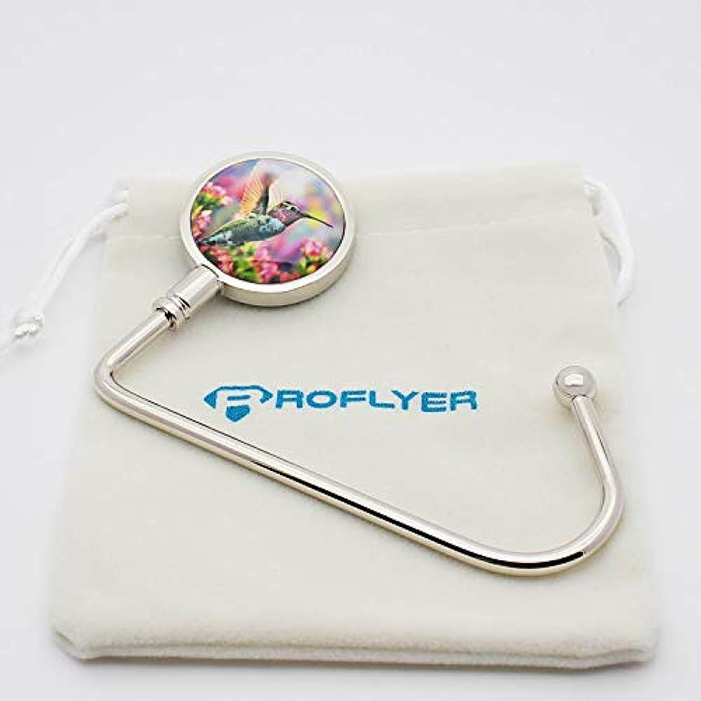 Handbag Table Hangers Hook Hummingbird Purse Owl Bird Decor Bag Holder Portable