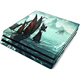 Into The Unknown Full Faceplates Skin Decal Wrap with 2 Piece Lightbar Decals for Playstation 4 Pro