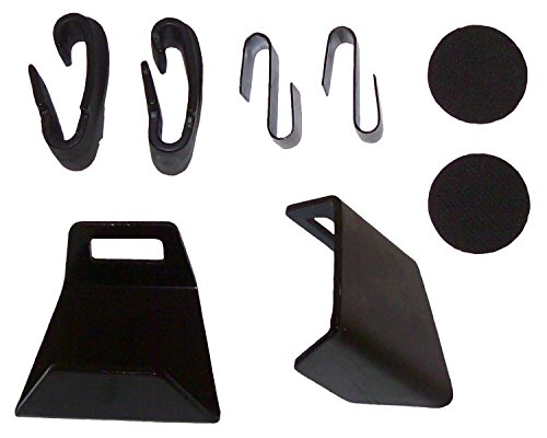 - CIPA 11966 Extra Large Clip Hardware Kit for Universal Towing Mirror