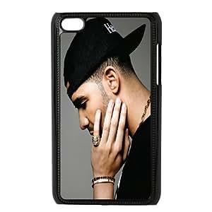 Wholesale Cheap Phone Case For Apple Iphone 6 Plus 5.5 inch screen Cases -Famous Singer Drake Pattern Design-LingYan Store Case 17