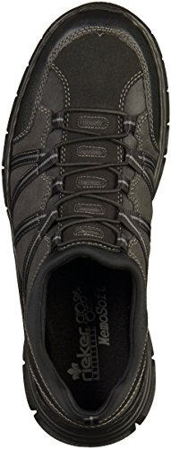 outlet for sale online Shop Rieker B4871-03 Schwarz (Black) Mens Trainers Schwarz outlet pre order buy cheap visa payment free shipping low price fee shipping 5naNa5XLZ