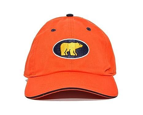 1d6c9a241af2f Image Unavailable. Image not available for. Color  Jack Nicklaus Golden Bear  Golf Hat ...