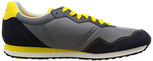 Diesel Men's Jake Kursal Fashion Sneaker Grey Gargoyle/Anthracite clearance new arrival professional cheap price discount buy original sale online Red pre order eastbay Rnf0MFzisP