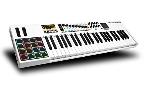 M Audio Keyboard Controller Encoders Software