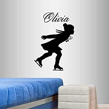 SKATER Kids Vinyl Wall Art Decal Lettering Words Bedroom Decor Sticker