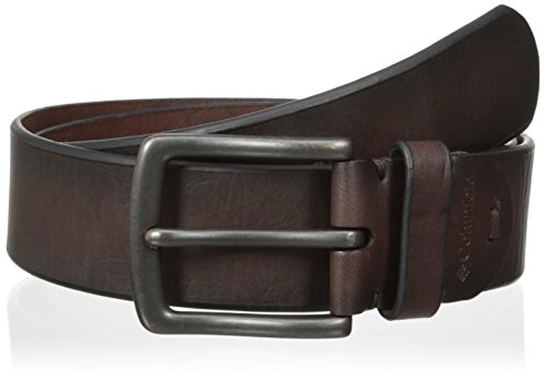 Columbia Brown Belt (Columbia Men's Californite 1 9/16 in. Logo Tab Men's)
