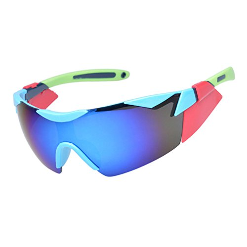 [G&T 2016 New European Style Personality Outdoor Sports Cycling UV Protection Sunglasses(C3)] (Morpheus Costumes Sunglasses)