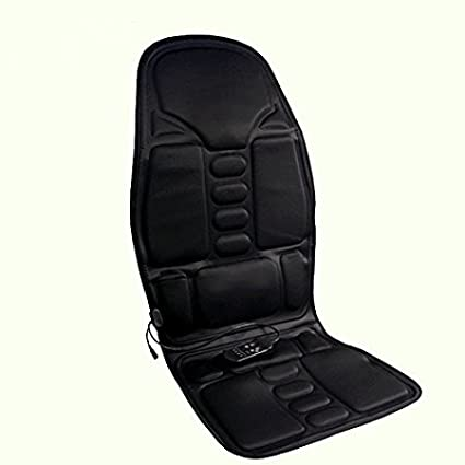 Inditradition Car Seat Massage Cushion 5 In 1 With Heating