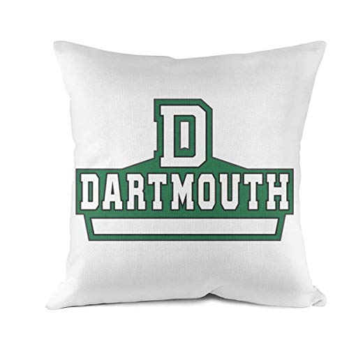 (UIIE Throw Pillow Covers Dartmouth-College-Logo- Modern Quality Design 18