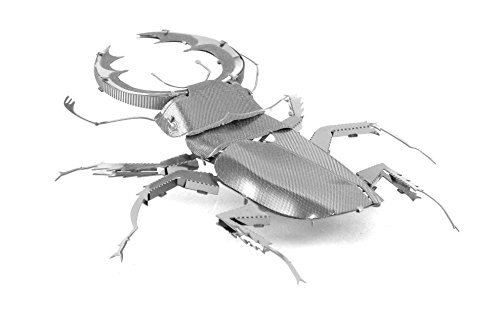 Fascinations Metal Earth Stag Beetle 3D Metal Model Kit