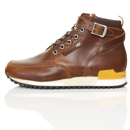separation shoes e7e2e b1593 Adidas ZX Riding Boots 84- Lab color  Must Brown Legacy Q20874 size 10   Amazon.ca  Shoes   Handbags