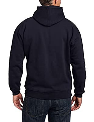 Arborwear Men's Double Thick Full Zip Sweatshirt, Navy, X-Large
