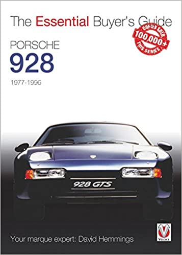 Porsche 928 Essential Buyer's Guide