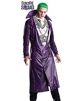 DISBACANAL Disfraz Joker Deluxe Hombre - Único, M: Amazon.es ...