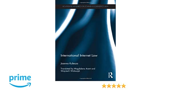 Articles on HG.org Related to Internet Law