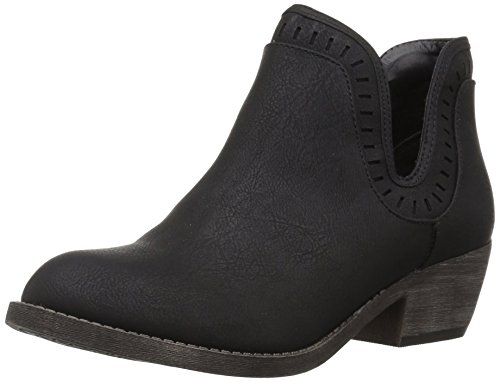 Jellypop Eston Women's Ankle Black Boot nxpawXvx