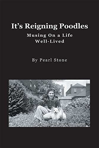 It's Reigning Poodles - Pearl Poodle