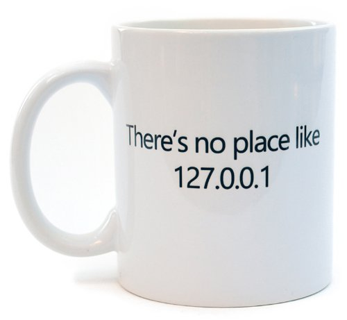 Theres Place Like 127 0 0 1 Coffee product image