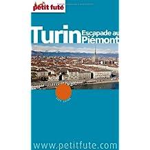 TURIN, PIÉMONT 2012-2013 + PLAN DE VILLE