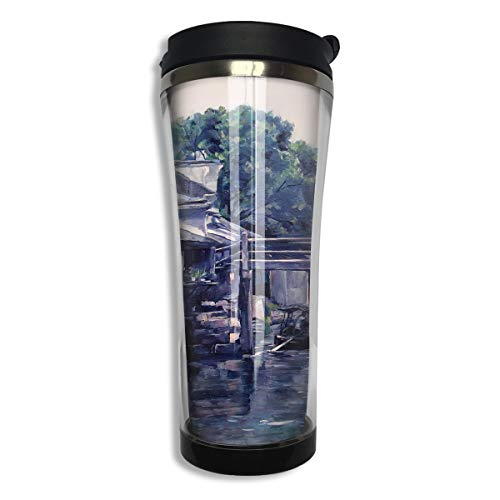Huinn Thermos Cups Travel Mugs Water Towns Villages