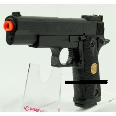 spring double eagle colt .45 1911 pistol 200-fps airsoft gun(Airsoft Gun)