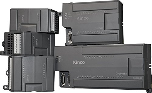 Kinco Automation K523-16DT Programmable Logic Controller, Opto-isolated
