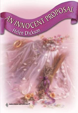 book cover of An Innocent Proposal