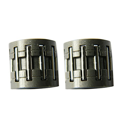 HIPA (pack of 2) Sprocket Needle Bearing for STIHL 026 029 034 036 039 MS260 MS290 MS310 MS360 MS390 Chainsaw
